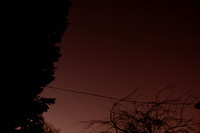 Big Dipper over my house